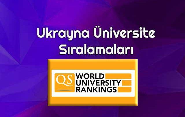 Ukrayna Üniversite Sıralamaları