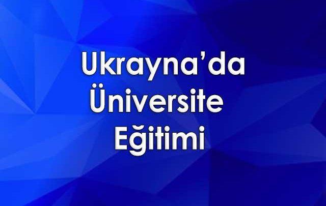 ukraynada üniversite eğitimi